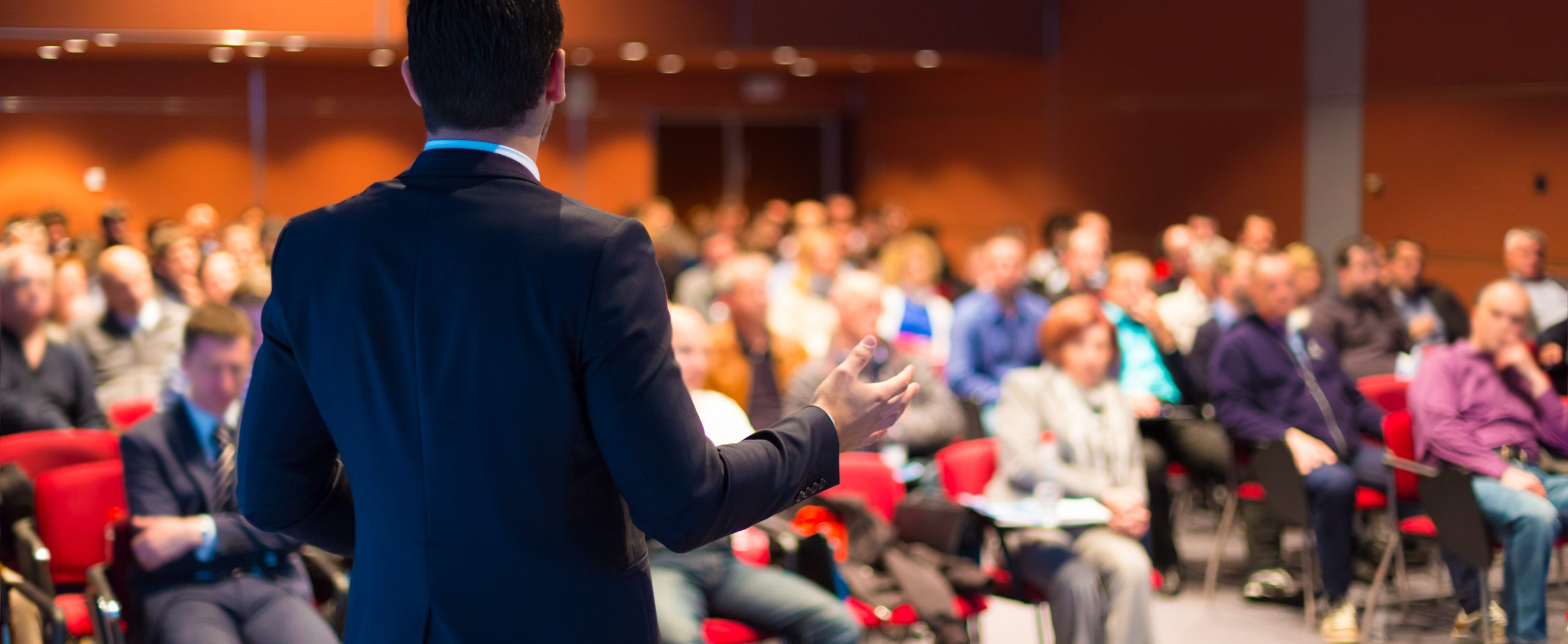 A Speaker in a Conference